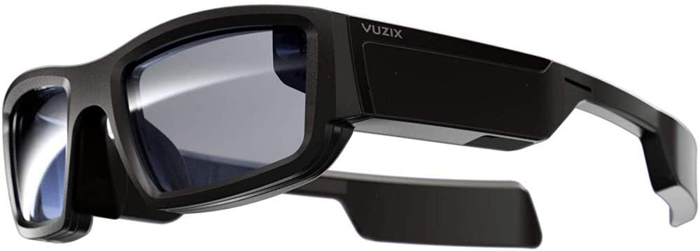 vuzix blade AR smart sunglasses