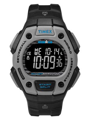 cheapest running watch Timex Ironman Classic 30