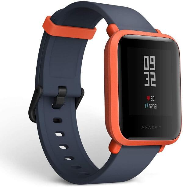 amazefit bip smartwatch