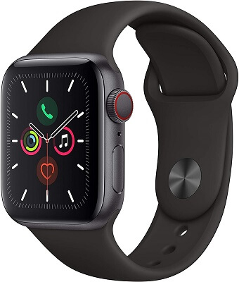 Apple watch with heart rate monitor for seniors