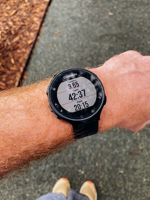 smartwatch pros - fitness features