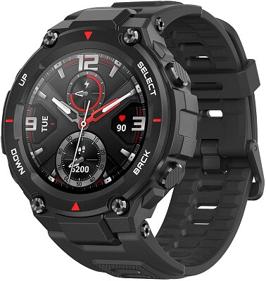 Affordable waterproof watch