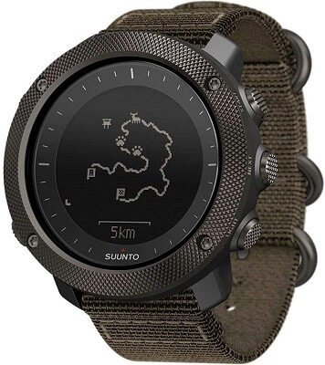 Advanced hunting and fishing watch