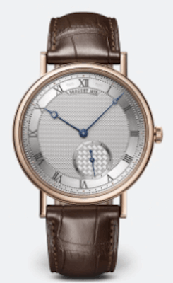 Breguet Watch Hand Design