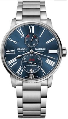 Spade Watch Hand design