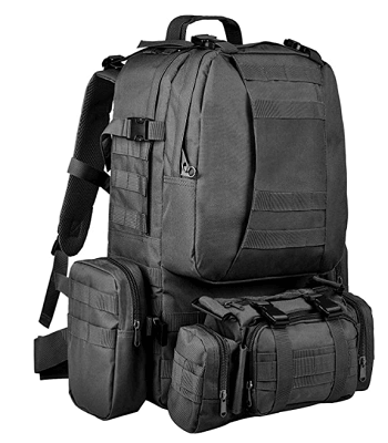 budget military backpack
