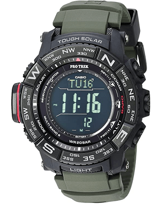 waterproof tactical watch