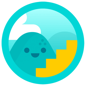 Happy Hill Daily Floor Fitbit badges