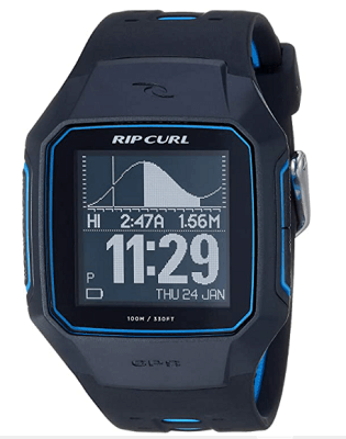 Rip Curl Seaarch GPS 2 Digital Surf Tracking Watch