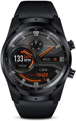 Smartwatch with Google Pay