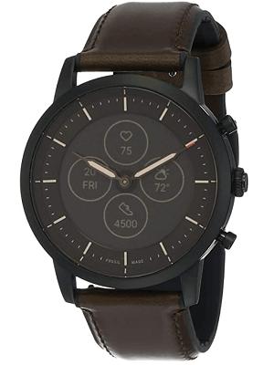 Analog watch hybrid smartwatch