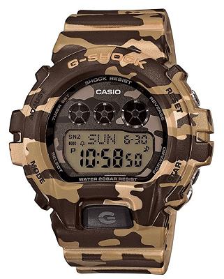 G-Shock GMDS6900CF-3 S Series Designer Watch