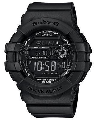 G-Shock watches for kids black