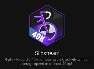 Slipstream badge