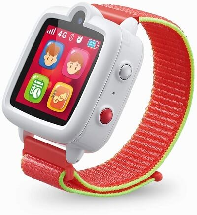 TickTalk 3 smartwatch with front camera