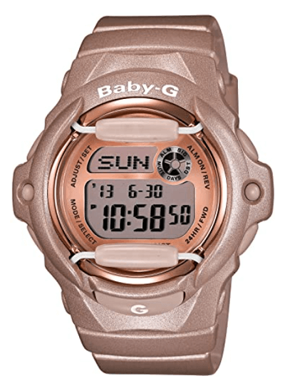 baby g shock watches for women