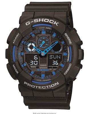 G-Shock vs Baby G watches