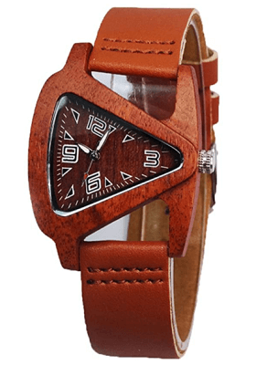 Triangle Shape Watch Dial