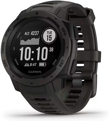 affordable GPS watch for hiking