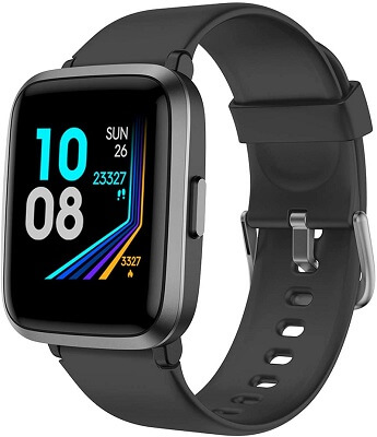 fitness tracking smartwatch