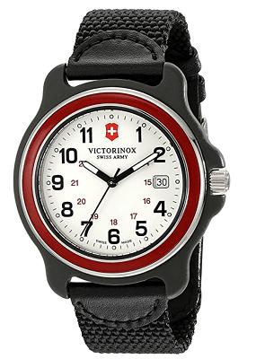 Affordable swiss watch brand Victorinox