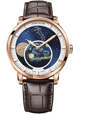 Agelocer watch
