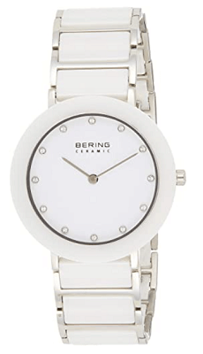BERING TIME watch made of ceramic material
