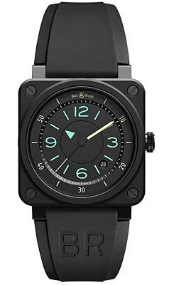 Bell & Ross expensive square watch