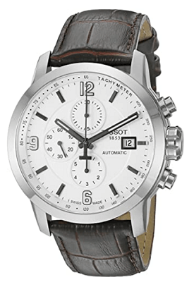 Best swiss watch with chronograph