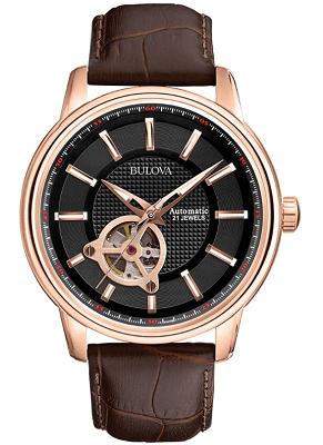 Large mechanical watch