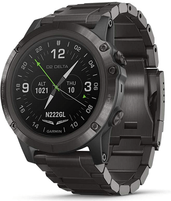 Smartwatch for fighter pilot