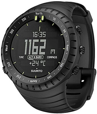 Smartwatch for pilots from suunto