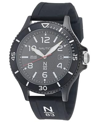 beach nautica watch for men