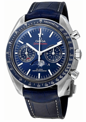 moon phase luxury watch