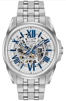 automatic bulova watch for men