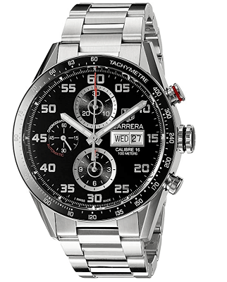 automatic tachymeter watch
