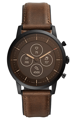 best hybrid smartwatch with long battery life