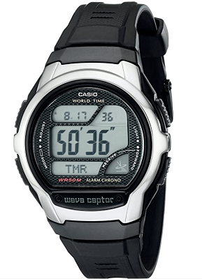 cheap atomic watch from Casio