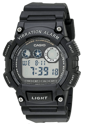 cheap vibrating wristwatch