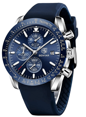 cheap watch with tachymeter
