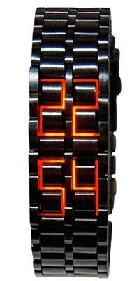 unique digital bracelet watch