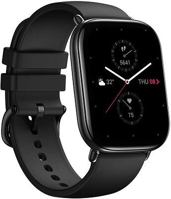 Bezel less smartwatch