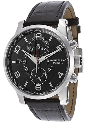 Famous german watch brand Montblanc