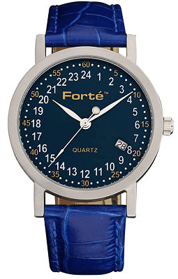 Forte 24 hour watch face