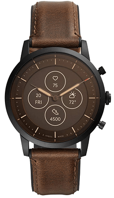 Fossil Hybrid smartwatch fast charging