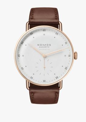 German watch brand gashutte NOMOS