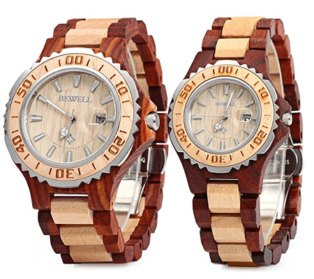 His and her watch gift set
