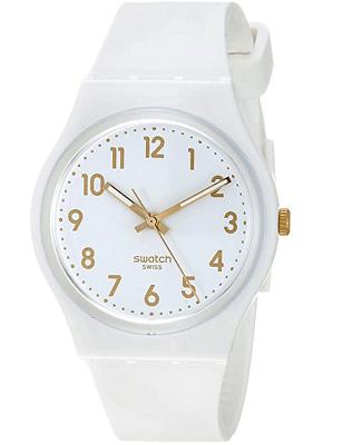 Luminous watch for ladies