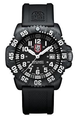 Luxury luminous watch