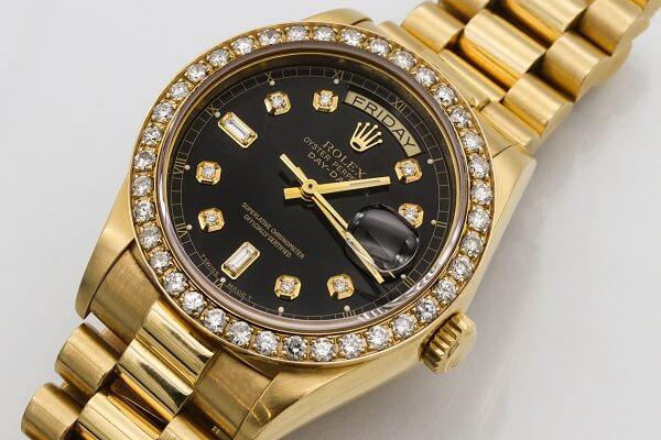 Luxury swiss brand